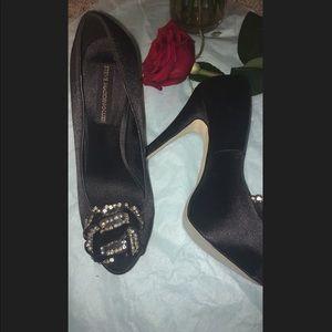 Steve Madden Luxe Black high heels 👠